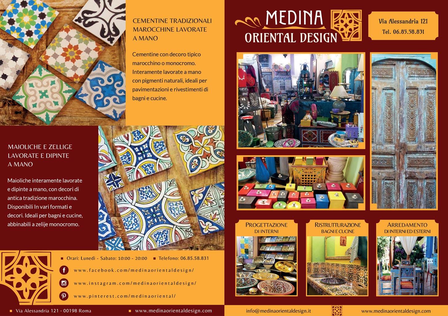 Medina Oriental Design
