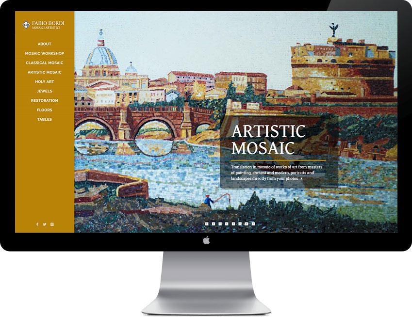 Fabio Bordi Mosaici Artistici