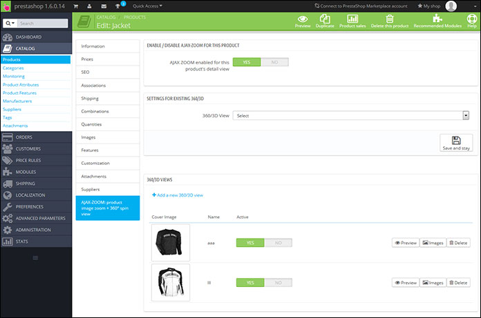 Prestashop-screenshot